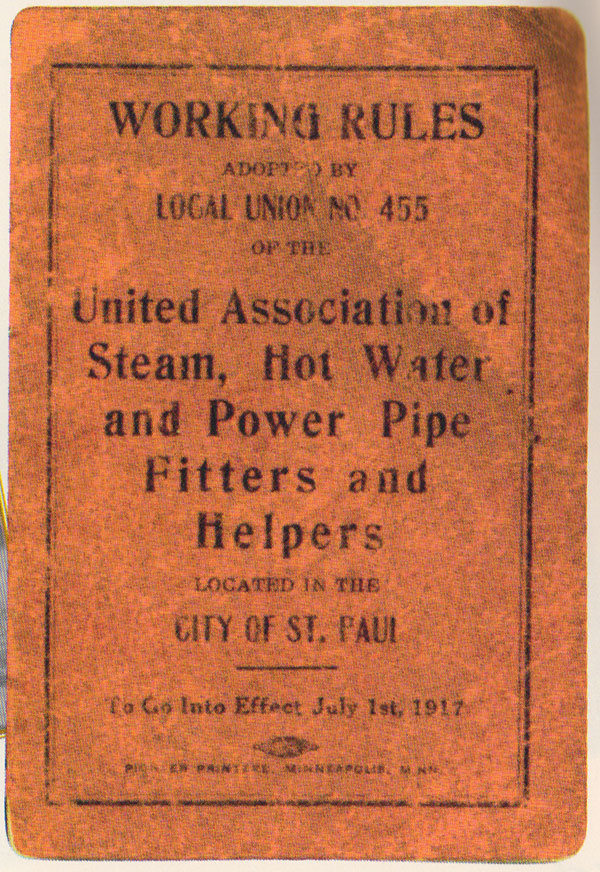 1917 Pipefitters