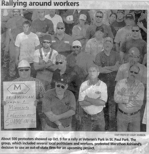 2004 Pipefitters